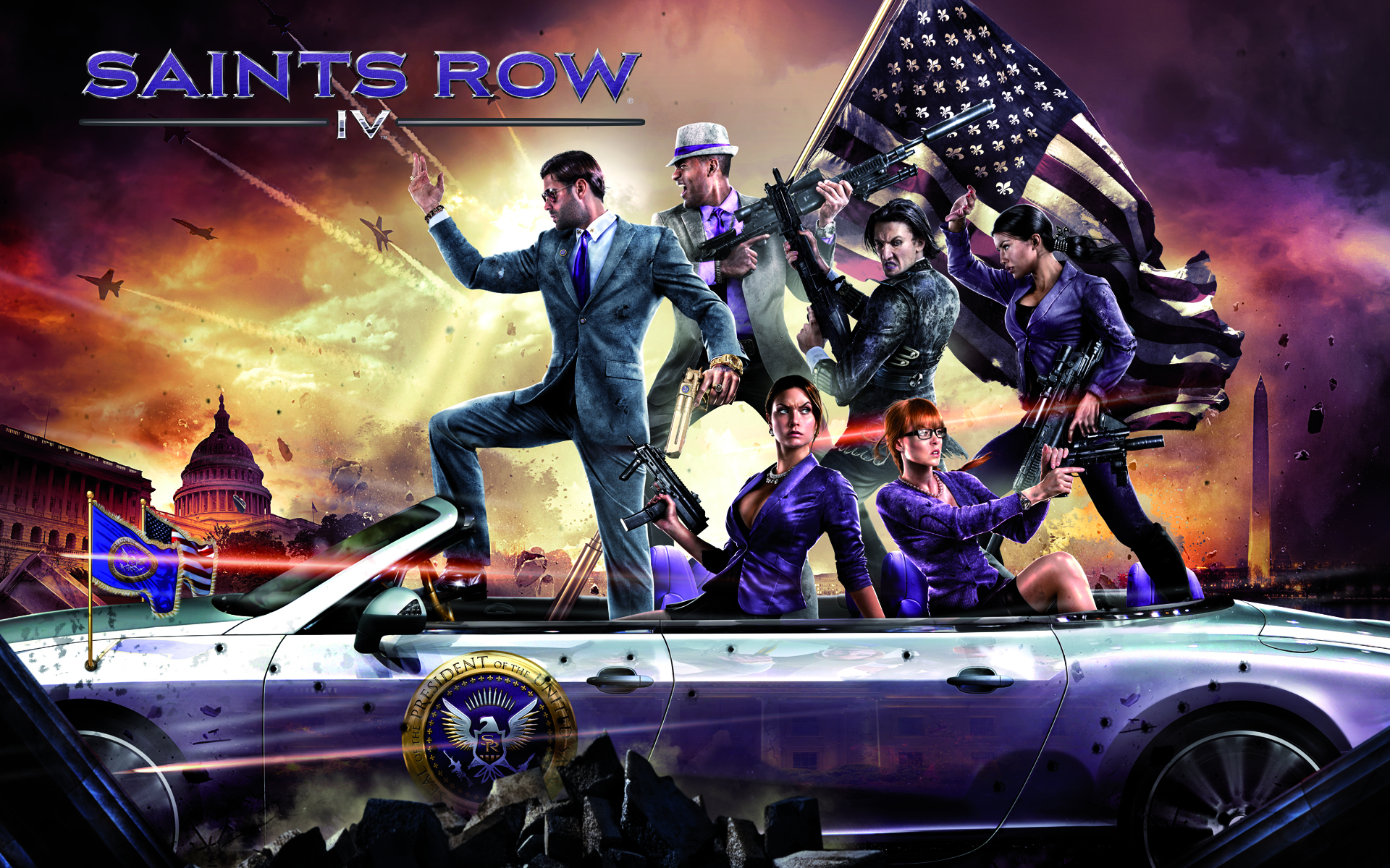 12 Revolutionary Games Just Like Saints Row (But Even Better