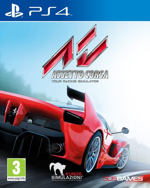 Assetto Corsa driving game