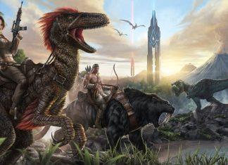 Games Like Ark Survival Evolved