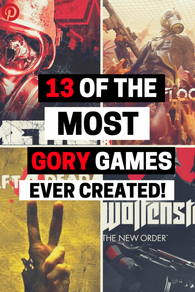 greatest gory games ever