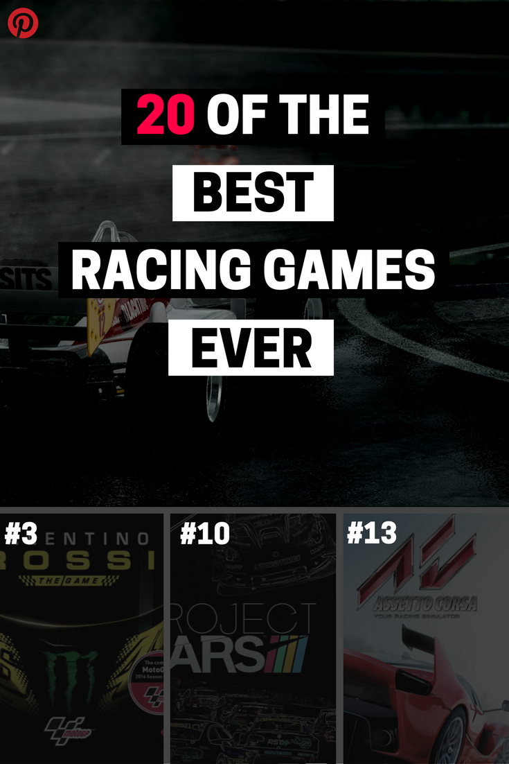 greatest driving games