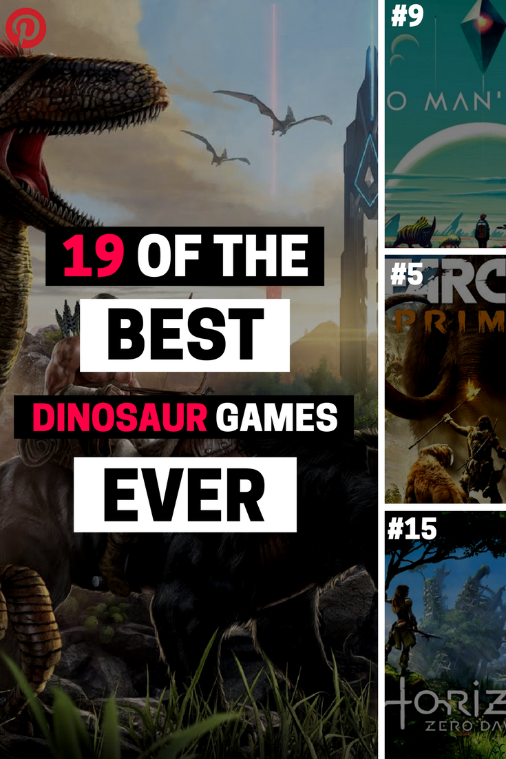 best dinosaur games