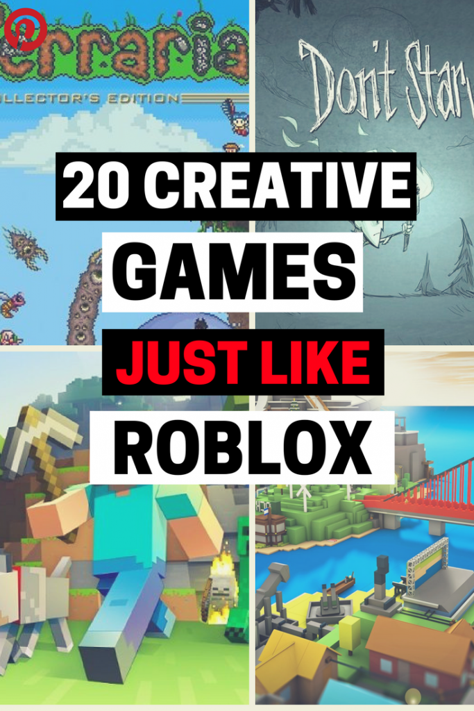 games similar to roblox