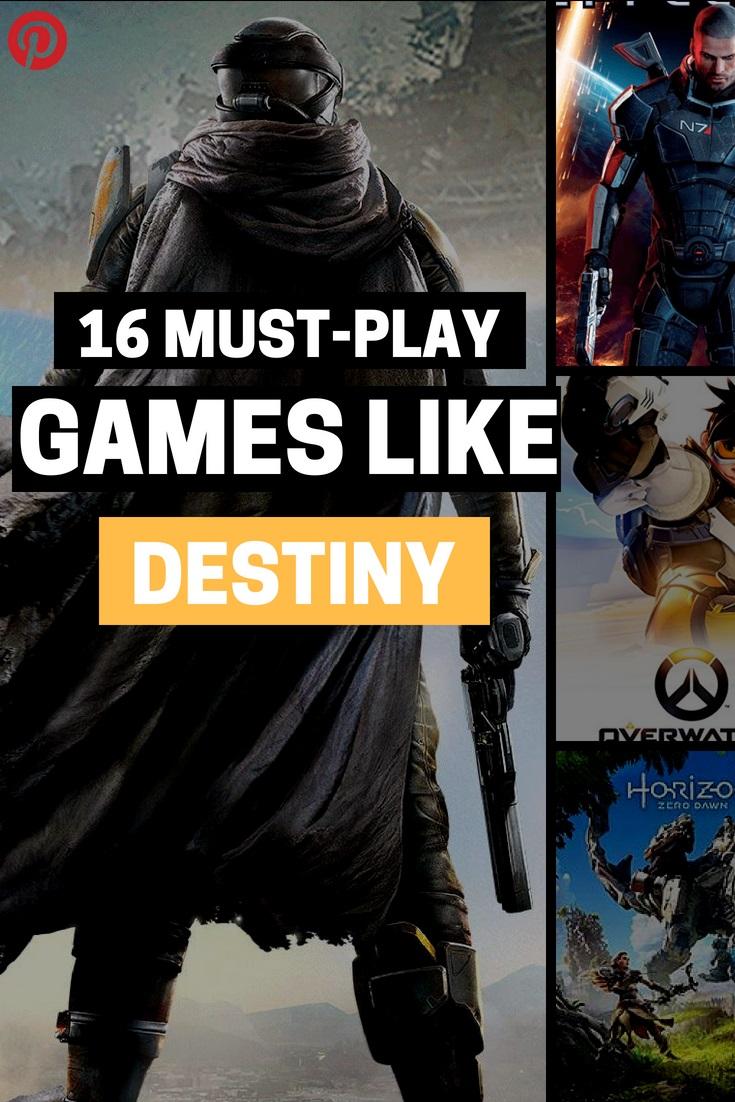 games like destiny