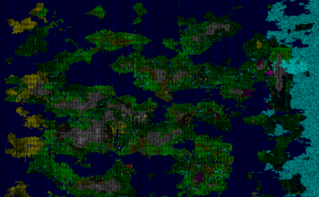 large map in dwarf fortress