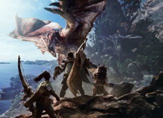 Monster Hunter screenshot
