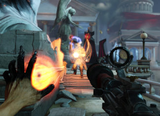 bioshock gameplay screenshot