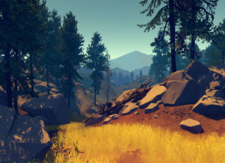 firewatch gameplay