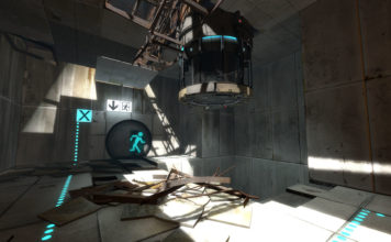 portal gameplay screenshot