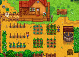 stardew vally gameplay