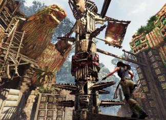 tomn raider gameplay screenshot