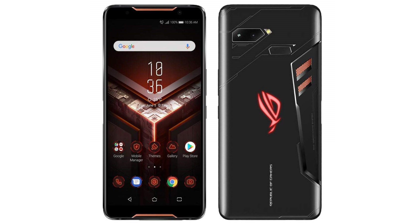 rog gaming phone